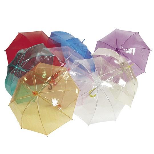 Falconetti transparante paraplu